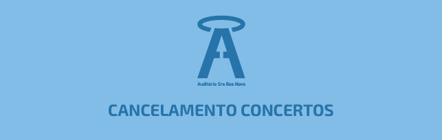 Cancelamento Concertos