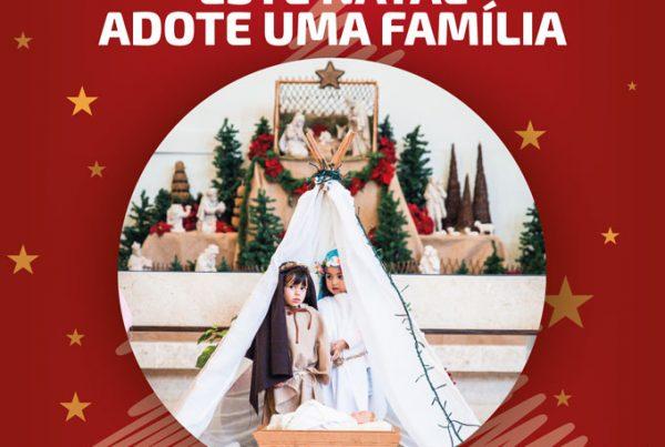 Este Natal Adote uma Família